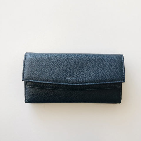 Double Purse - Leather