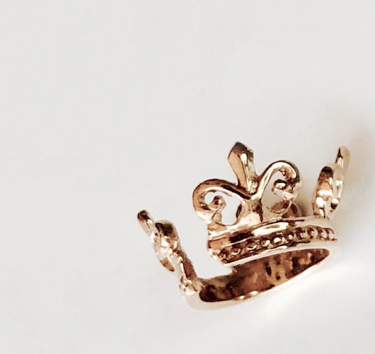 Ear Cuffs Royal Crown