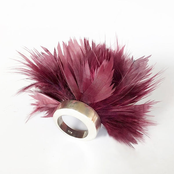 Anillo Real Hibiscus