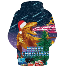 Load image into Gallery viewer, Dino Christmas