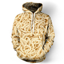Load image into Gallery viewer, Noodle Ramen hoodie is a cool hoodie that will make every junk food hoodie take defeat!