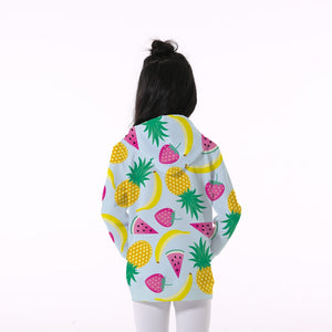 This pullover hoodie will show your love for the fruits.