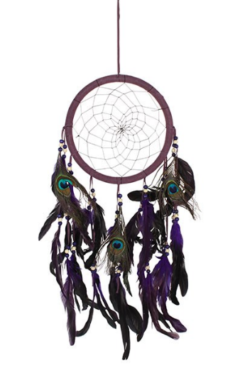 dreamcatcher-purple-peacock-feather-hippy-boho-style-from-legacy-gifts-and-accessories