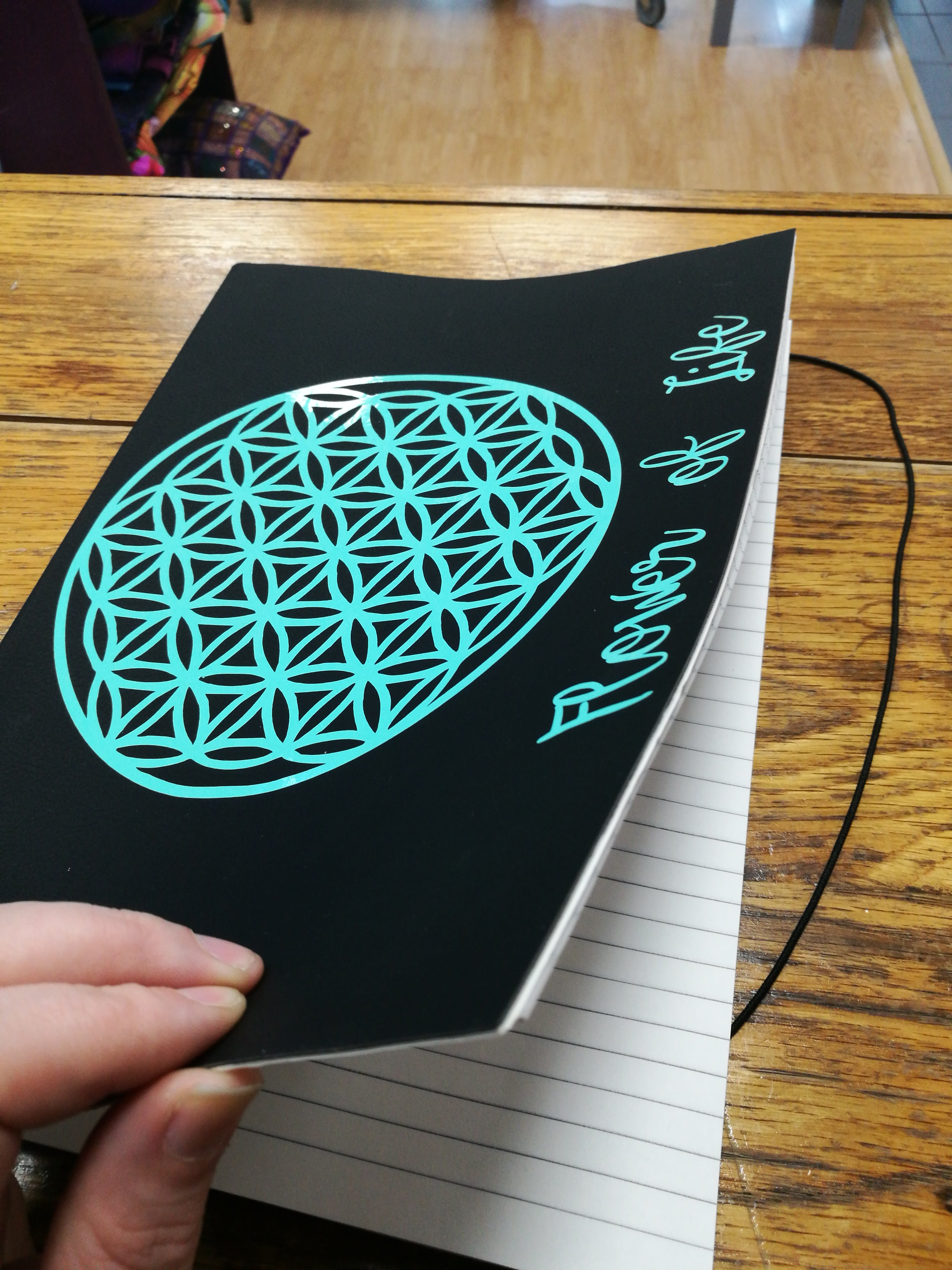 Notebook - Flower of Life