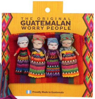 worry dolls-little worry people-handmade in guatamala-large-from-legacygifts.co.uk