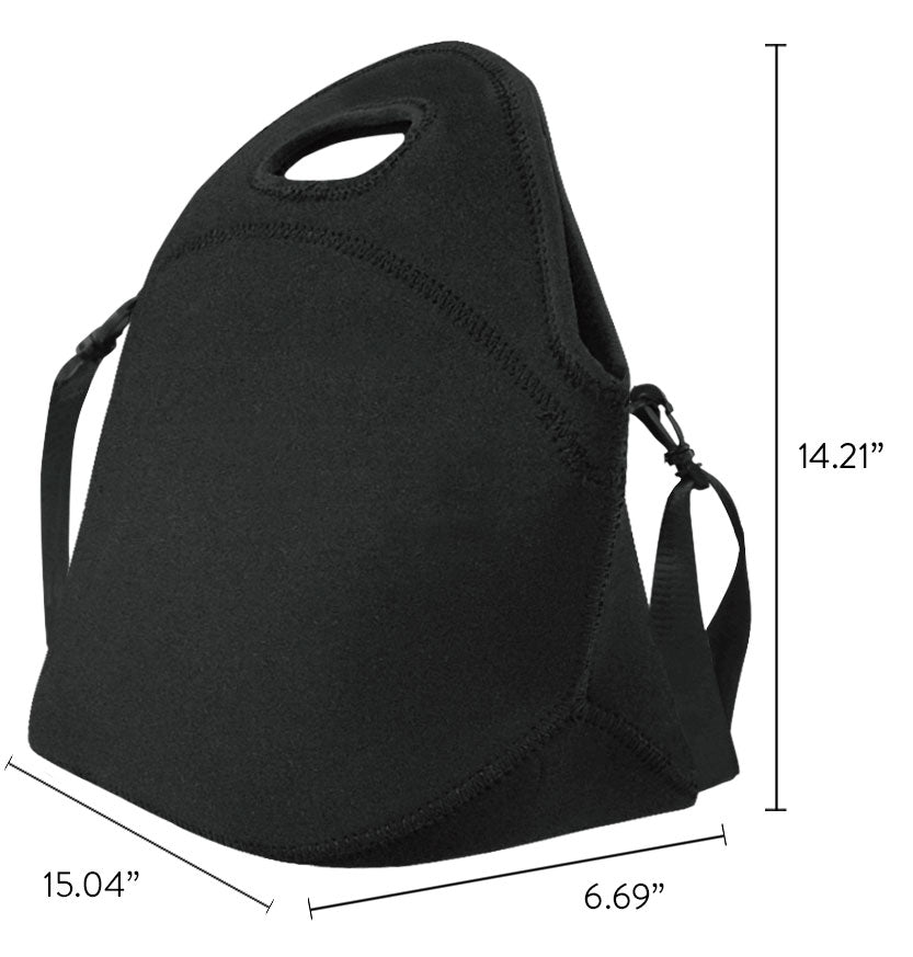 Large Lunch Bag Sizing Chart
