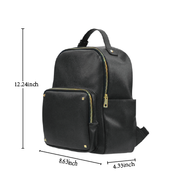 Campus Backpack Small Measurements