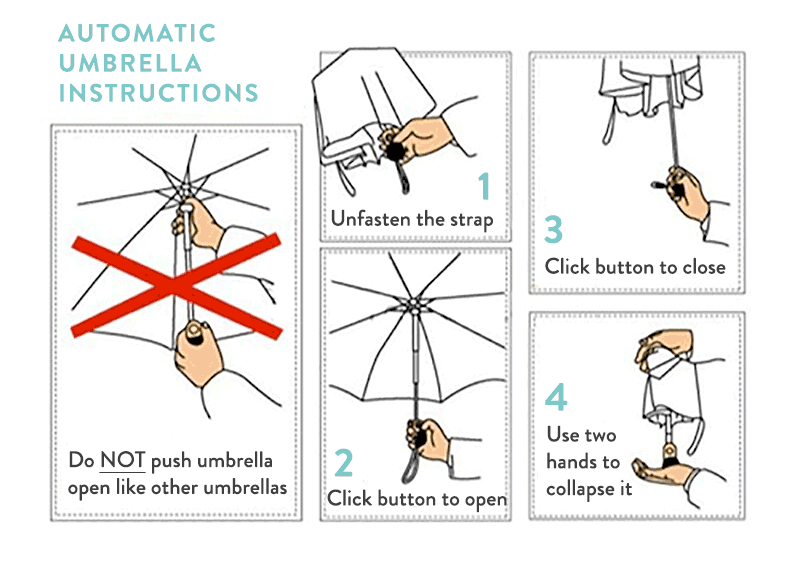 Umbrella Instructions