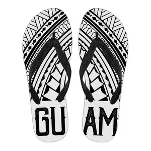Guam Tribal Flip Flops Zories