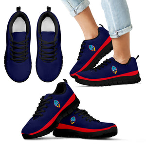 Kids Guam Flag Sneakers Running Shoes