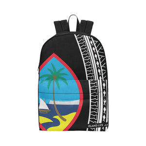 Hafa Adai Guam Tribal Unisex Classic Backpack