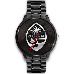 Guam Seal Chamorro Islander Black Watch