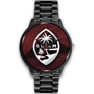 Guam Seal Chamorro Islander Red Watch