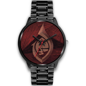 Guam Seal Hook Chamorro Islander Red Watch