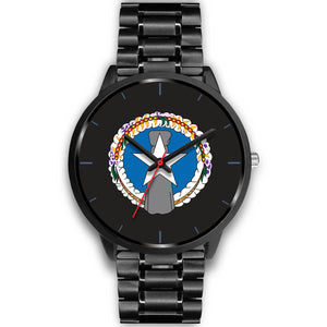 Saipan Tinian Rota CNMI Flag Watch