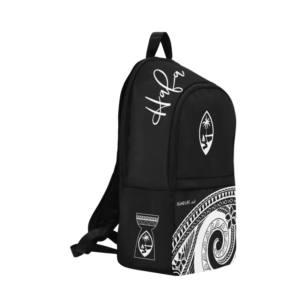 Hafa Adai Tribal Guam Laptop Backpack