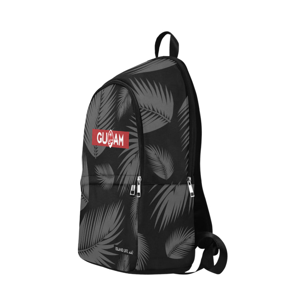 Guam Coconut Leaves Laptop Backpack