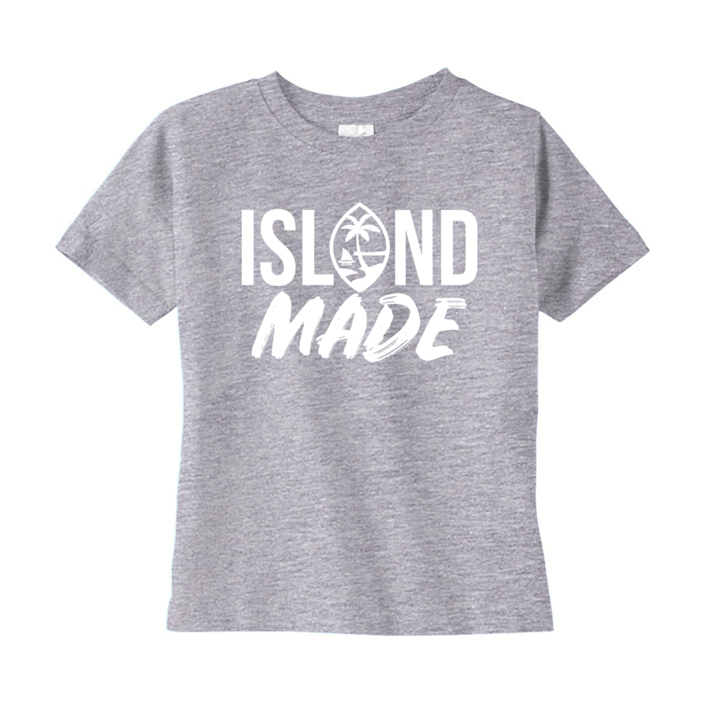 Island Made Guam Seal Toddler T-Shirt