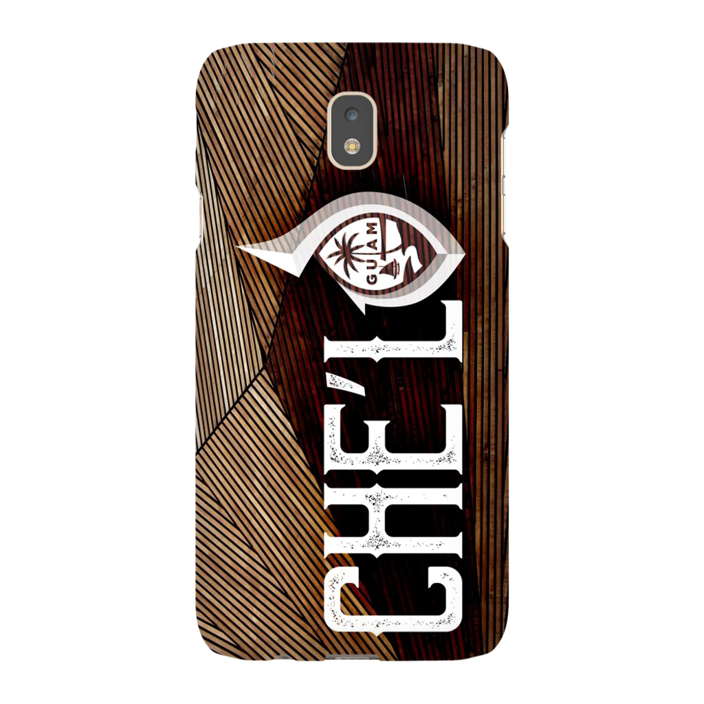 Che'lu Chamorro Guam Seal Premium Matte Tough Phone Case