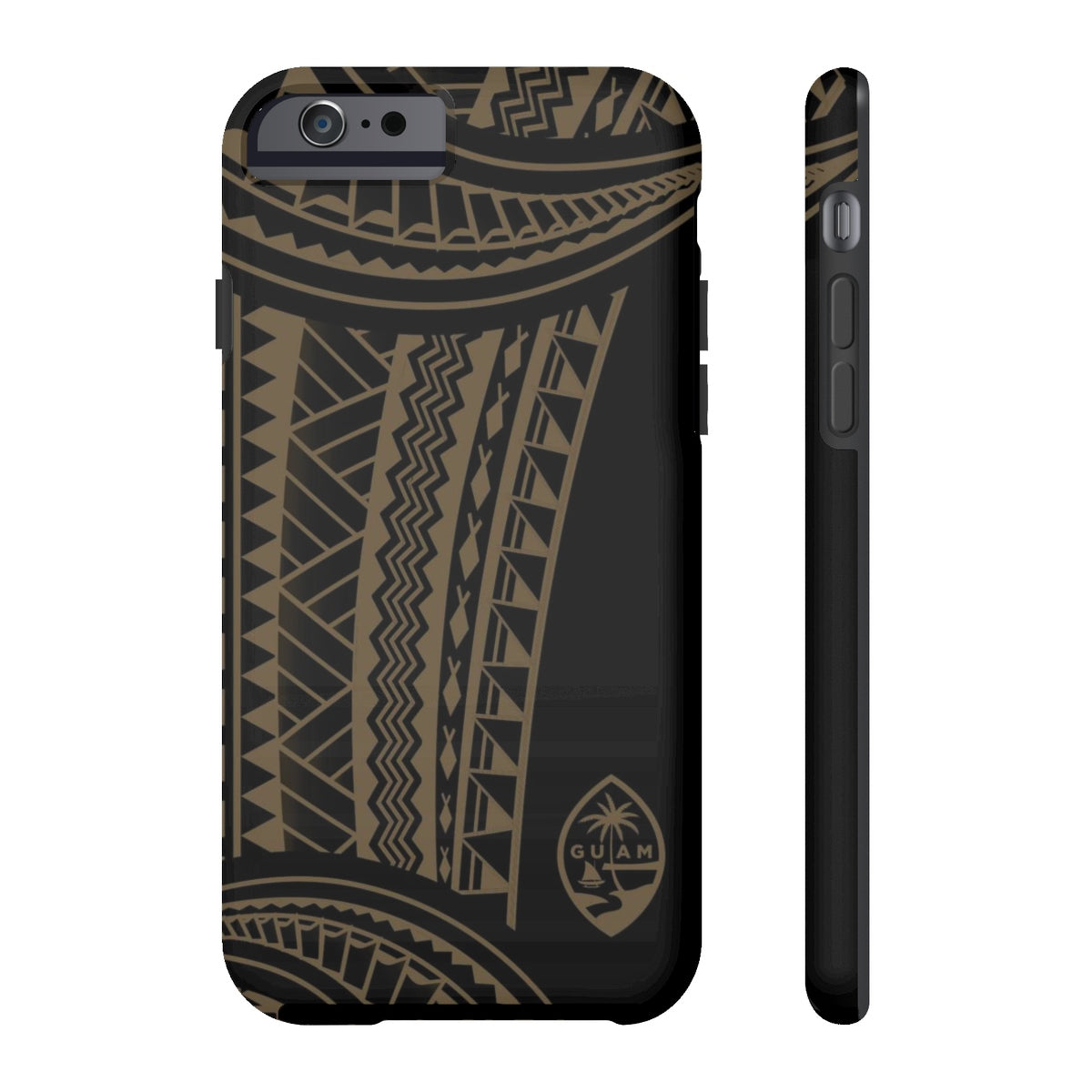 Guam Seal Chamorro Island Tribal Tough Phone Case