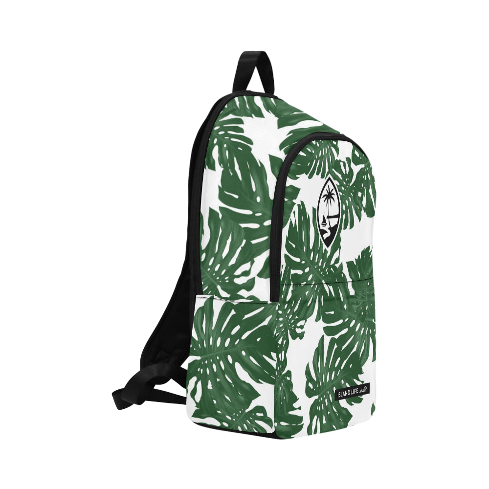 Guam Lemai Leaves Laptop Backpack
