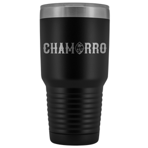 Chamorro Guam Seal 30oz Tumbler