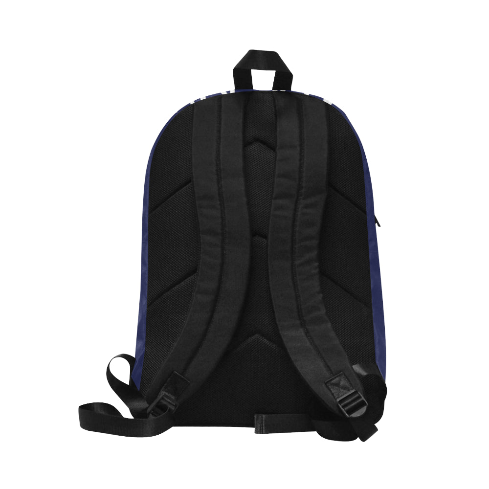 Hafa Adai Guam Tribal Blue Unisex Classic Backpack