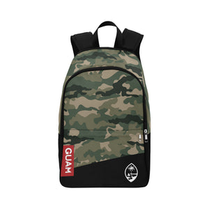 Guam Halftone Camo Laptop Backpack