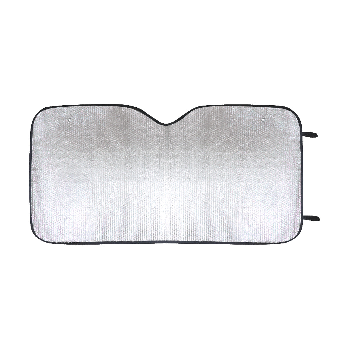 CNMI Tribal Saipan Tinian Rota White Car Sun Shade