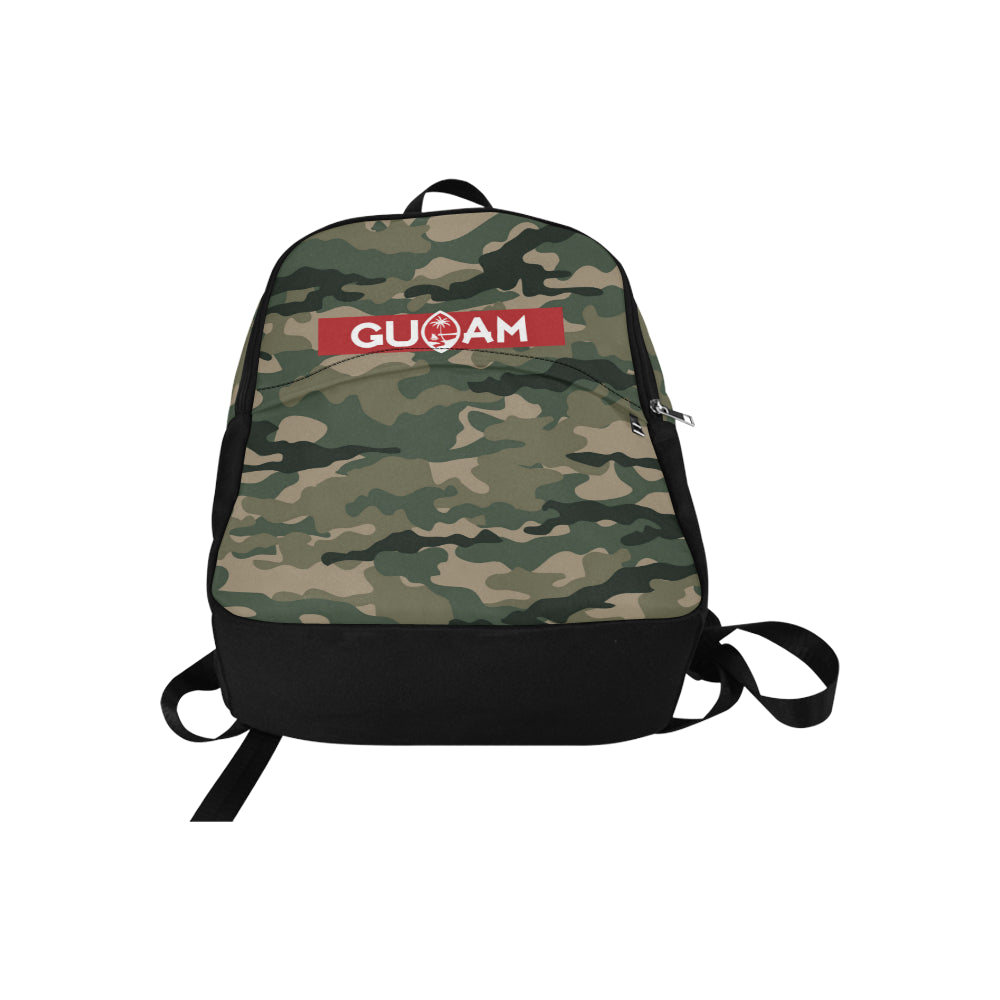 Guam Camo Laptop Backpack