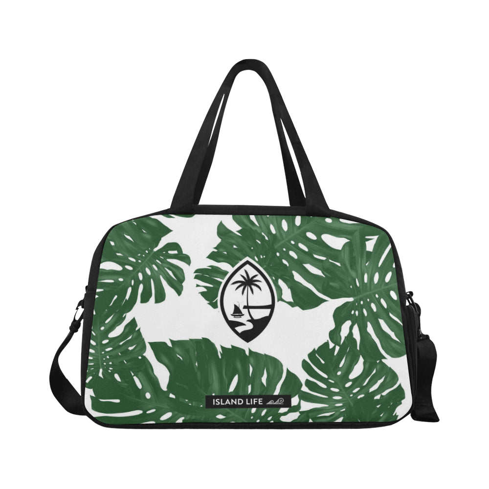 Guam Lemai Leaves Fitness Gym Bag