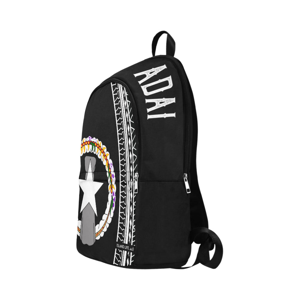 Hafa Adai CNMI Tribal Laptop Backpack
