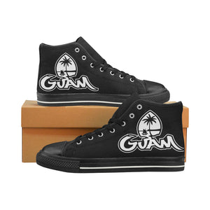 Guam Seal Tagged High Top Shoe Kids