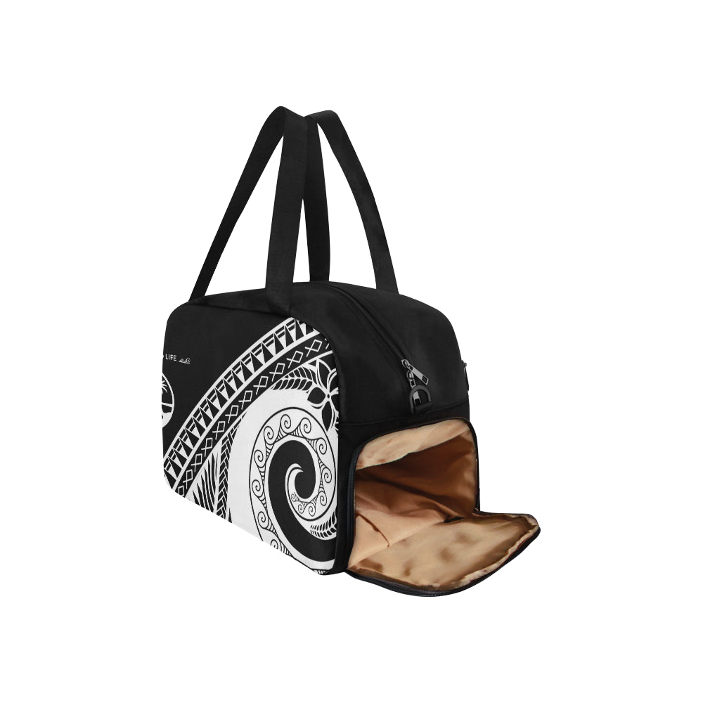 Guam Modern Tribal Fitness Gym Bag