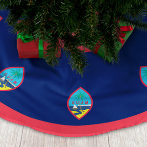 Guam Christmas Tree Skirt