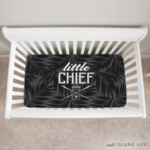 Little Chief Guam Baby Crib Sheet