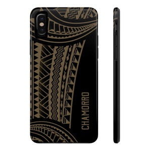 Guam Chamorro Island Tribal Tough Phone Case
