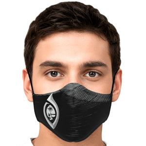 Guam Seal Hook Face Mask for Youth and Adults