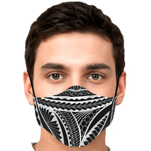 Tribal Chamorro Guam CNMI Face Masks for Youth and Adults