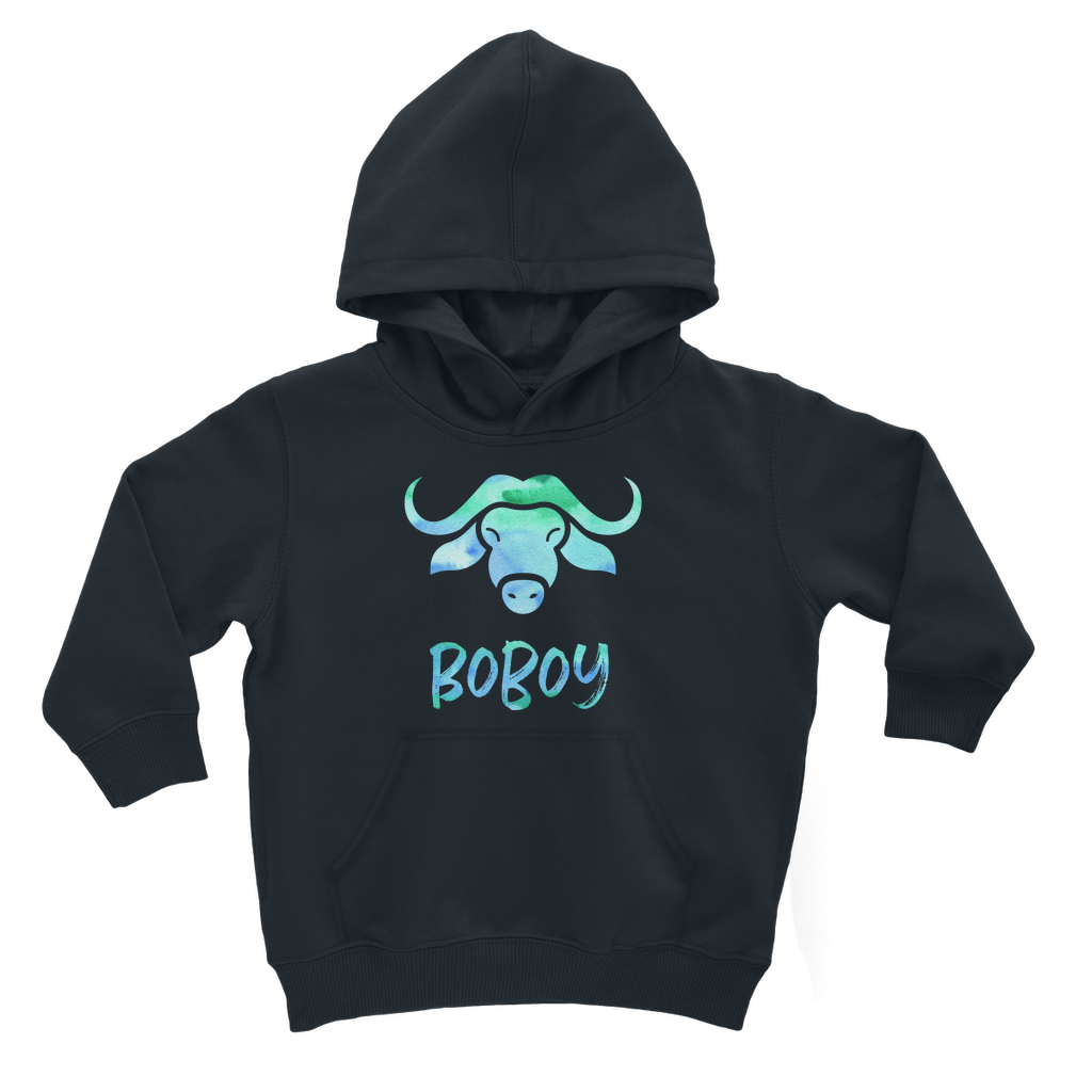 Carabao Boboy Boys Guam CNMI Classic Kids Hoodie Pullover