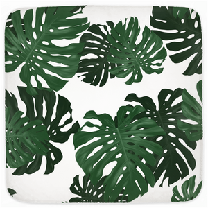 Guam Lemai Leaves Hooded Baby Towel