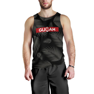 Guam Coconut Leaves Tank Top