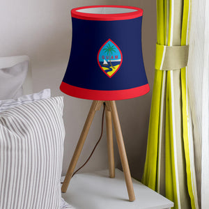 Guam Flag Lamp Shade