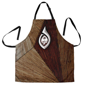 Guam Tribal Hook Apron