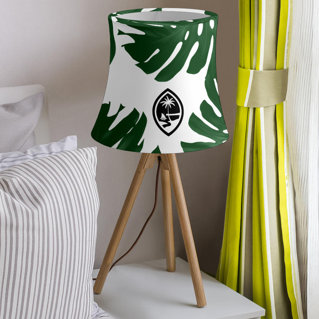 Guam Lemai Leaves Lamp Shade