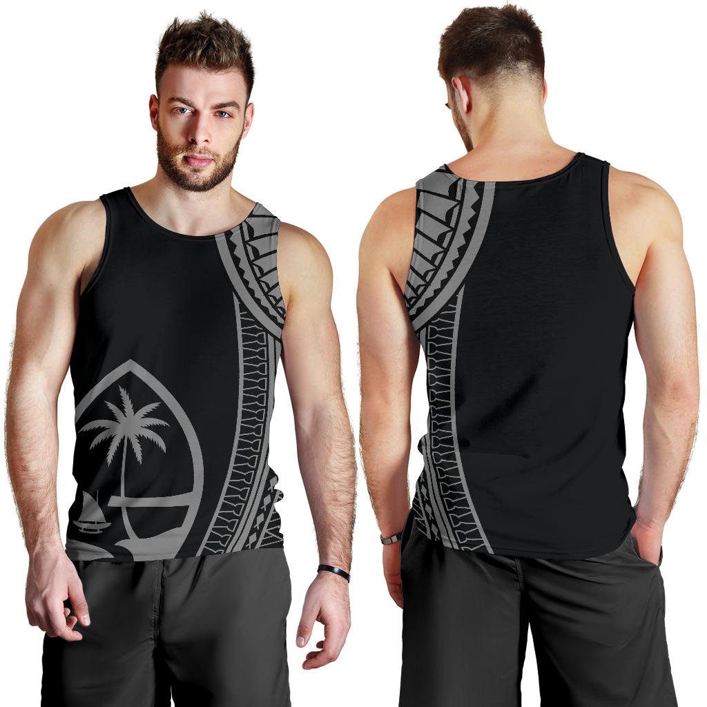 Tribal Guam Seal Tank Top