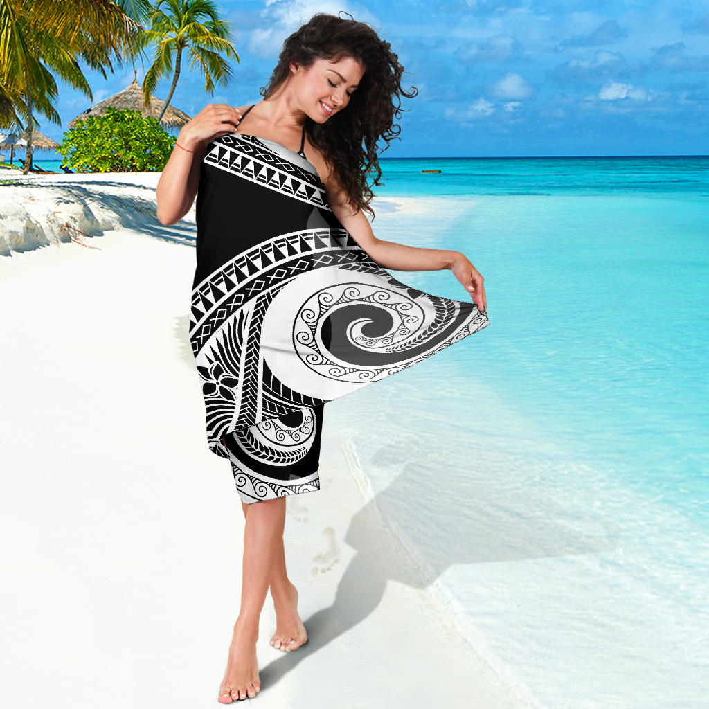 Guam Seal Tribal Island Wrap Sarong