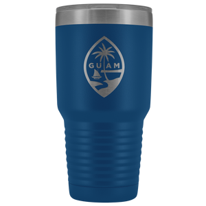 Guam Seal Stainless Steel 30oz Tumbler