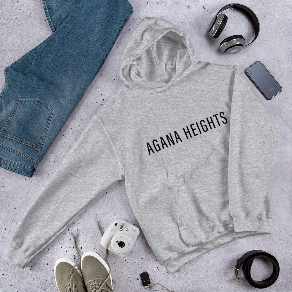 Agana Heights Guam Villages Pullover Hoodie