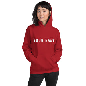 Personalize Your Own Unisex Hoodie